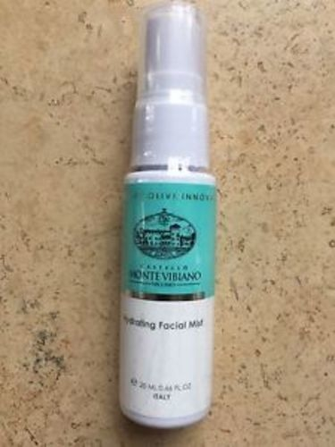 Facial hydrating mist